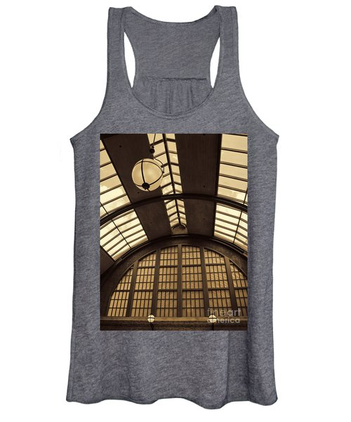 The Train Station Women's Tank Top