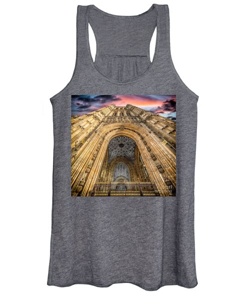 The Victoria Tower Women's Tank Top