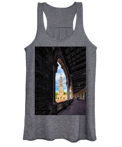The View Again. Women's Tank Top