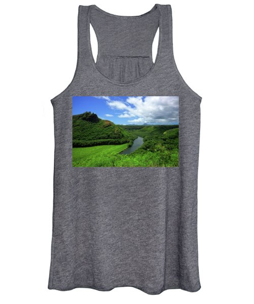 The Wailua River Women's Tank Top
