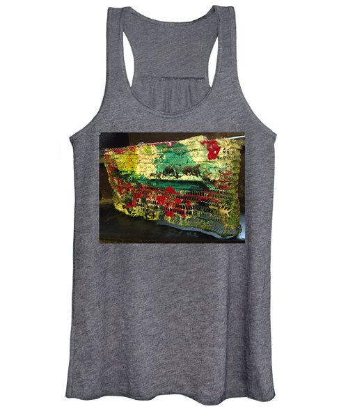 The Wall Proposed Women's Tank Top