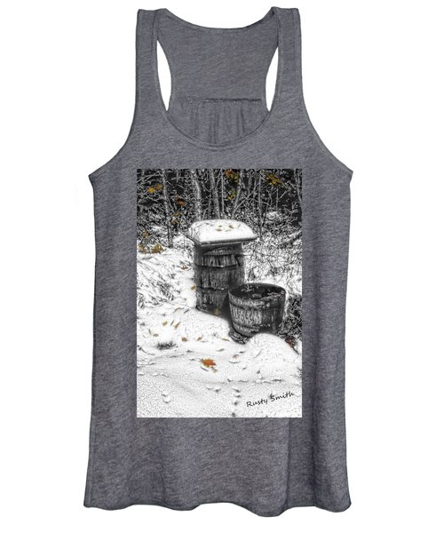 The Water Barrel Women's Tank Top