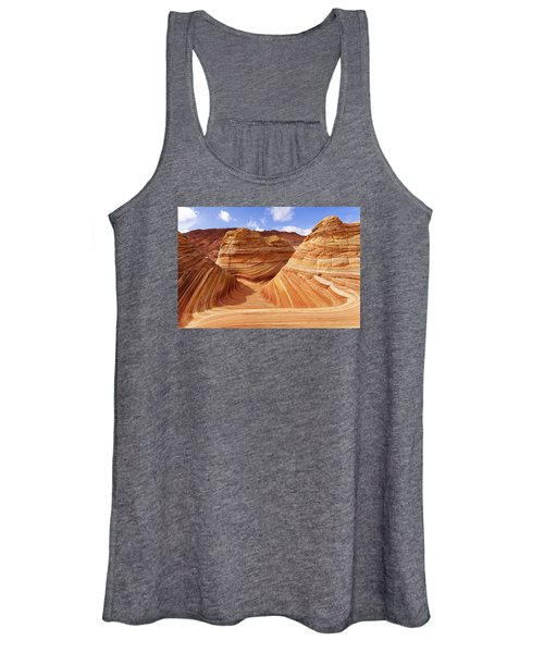 The Wave I Women's Tank Top