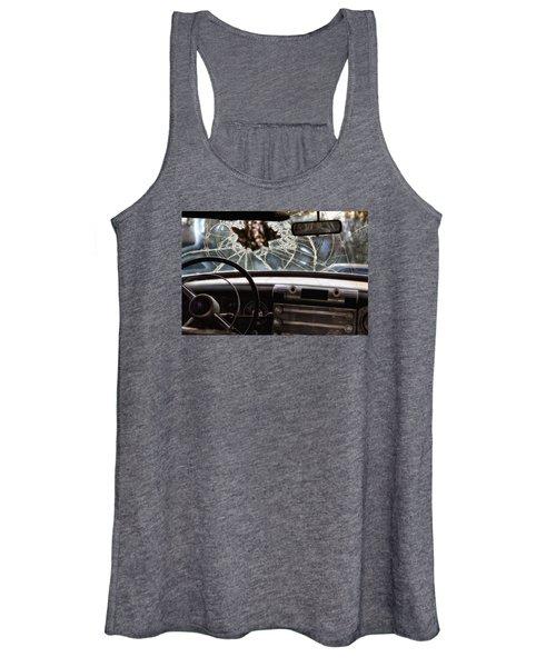 The Windshield  Women's Tank Top