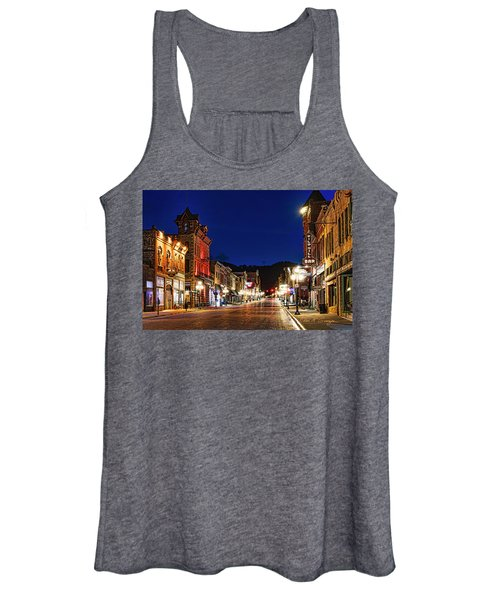 Then And Now Women's Tank Top