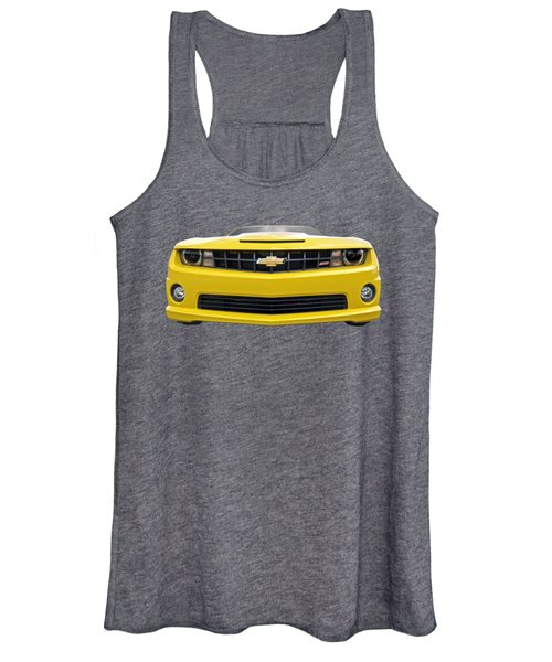 There's A Storm Coming - Camaro Ss Women's Tank Top