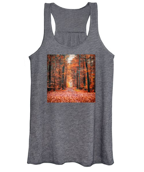 Thetford Forest Women's Tank Top