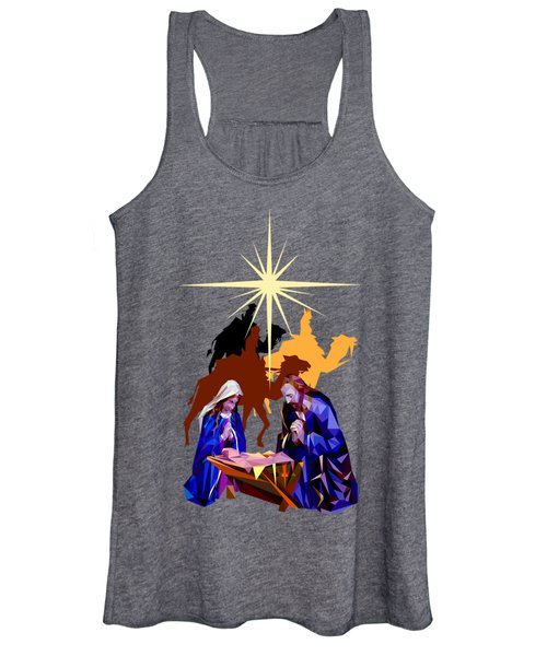 This Holy Night Women's Tank Top
