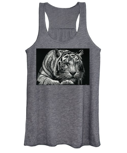 Tiger Pause Women's Tank Top