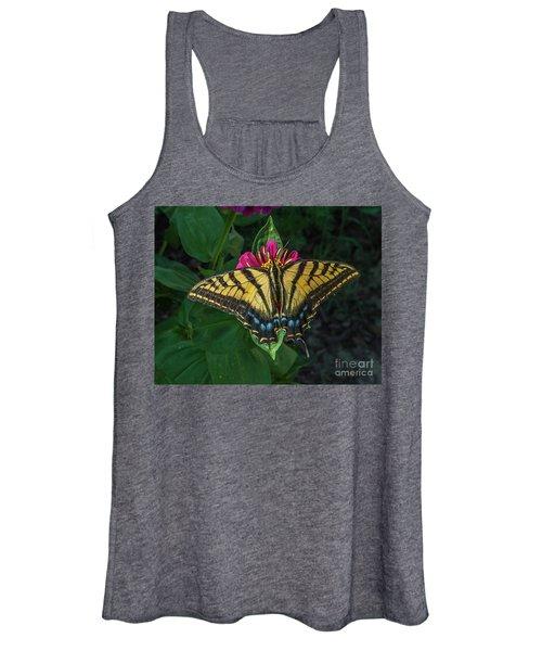 Tiger Swallowtail Women's Tank Top