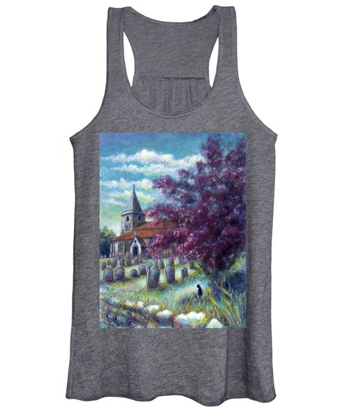 Time Our Companion Women's Tank Top