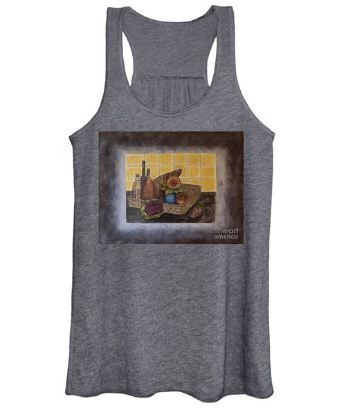 Time To Cook Women's Tank Top