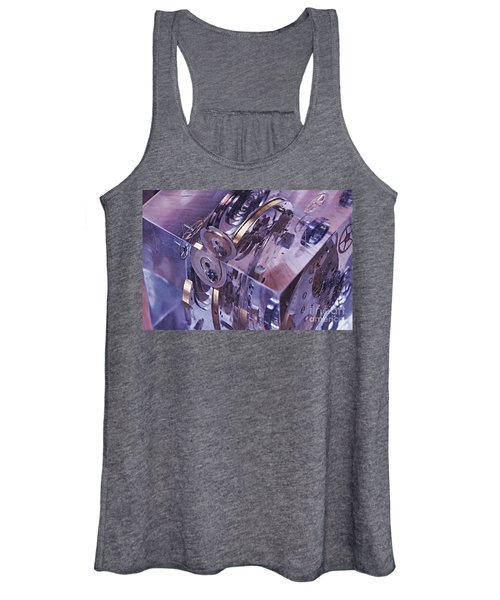 Time Trapped Women's Tank Top