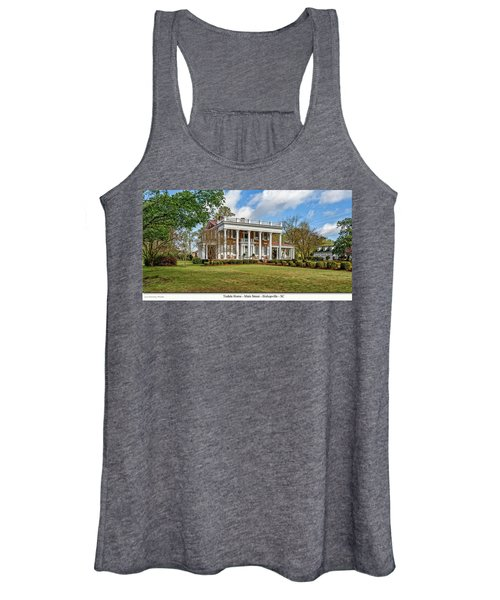Tisdale Manor2 Women's Tank Top
