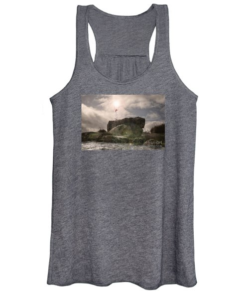 To Hold The Light Women's Tank Top