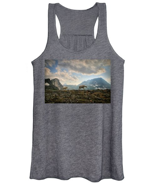 To Lead And Follow Women's Tank Top