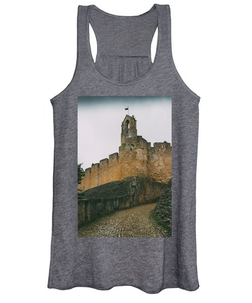 Tomar Castle, Portugal Women's Tank Top