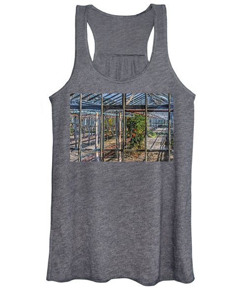 Tomatoes And Pumpkins Women's Tank Top
