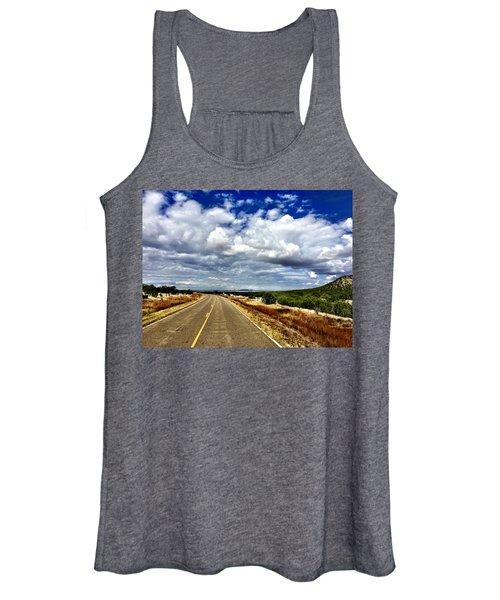 Torrance County Clouds Women's Tank Top