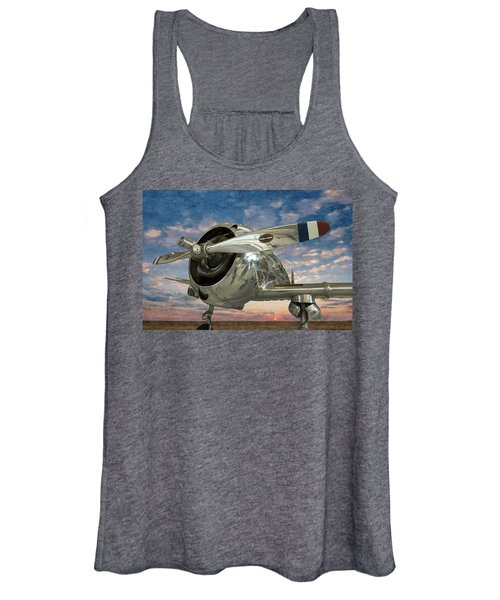 Touch And Go II Women's Tank Top