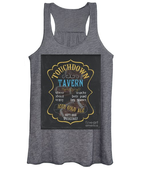 Touchdown Tavern Women's Tank Top
