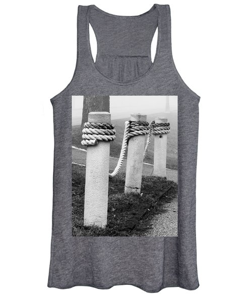 Tow The Line Women's Tank Top