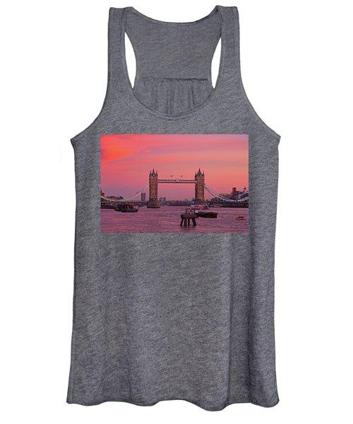 Tower Bridge London Women's Tank Top