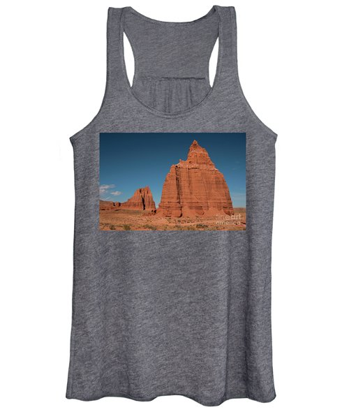 Tower Of The Sun And Moon Women's Tank Top