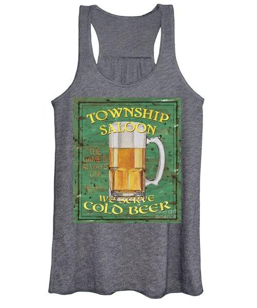 Township Saloon Women's Tank Top