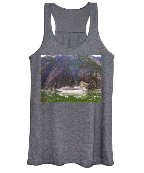 Tracy Arm Fjord Women's Tank Top