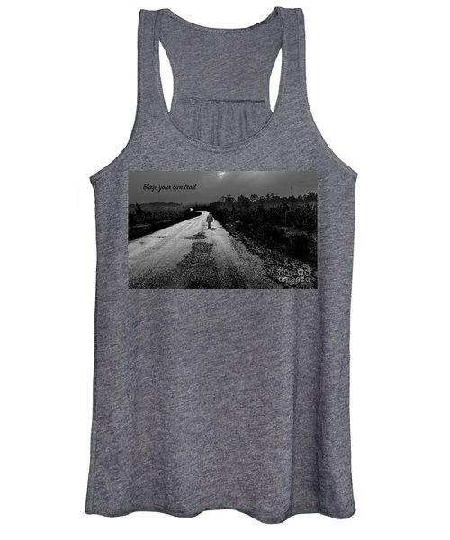Trail Blazer Women's Tank Top