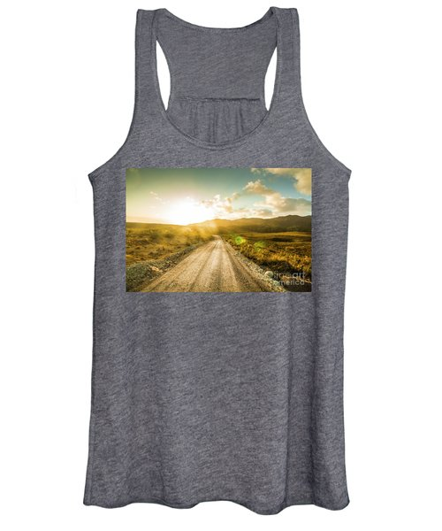 Trail To Trial Women's Tank Top