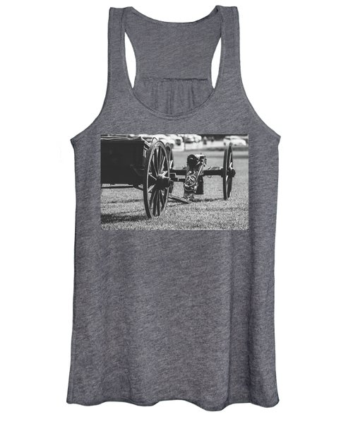 Trailer And Canon Women's Tank Top