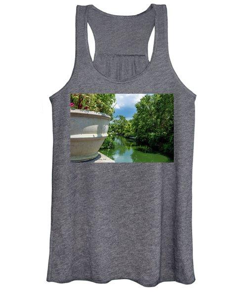 Tranquil Garden Women's Tank Top