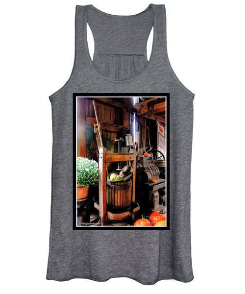 Treasures Of  Fall Women's Tank Top