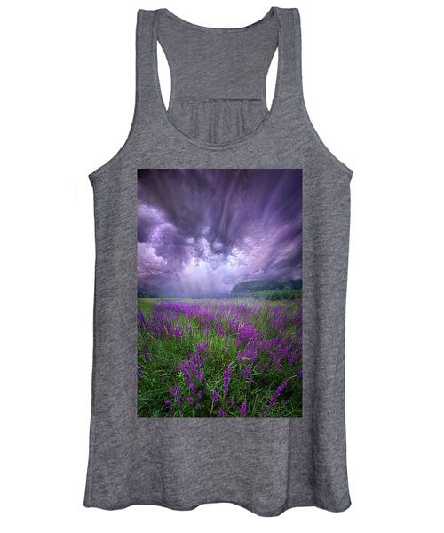 Trials And Tribulations Women's Tank Top