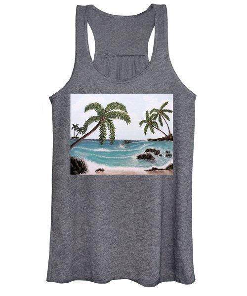 Tropical Paradise Women's Tank Top