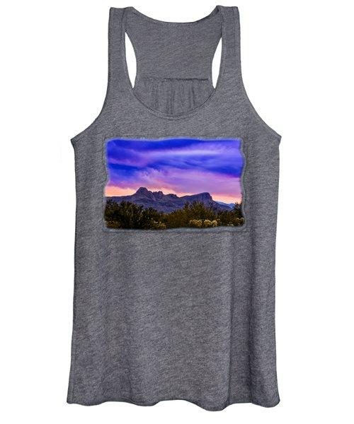 Twin Peaks H30 Women's Tank Top