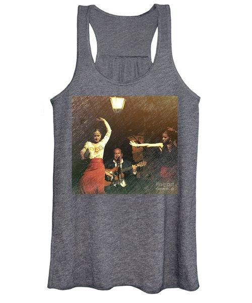 Two For Flamenco Women's Tank Top