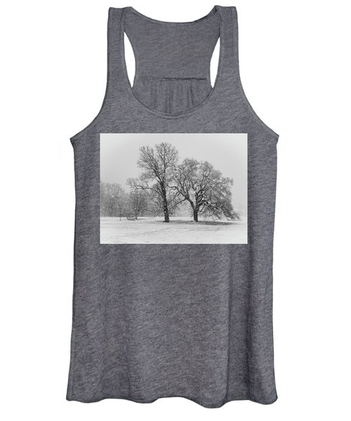 Two Sister Trees Women's Tank Top