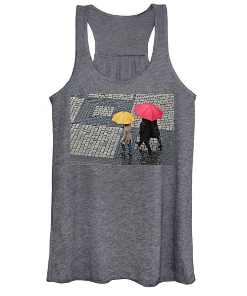 Rainy Day In Heidelberg Women's Tank Top