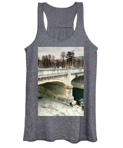 Under The Bridge Women's Tank Top