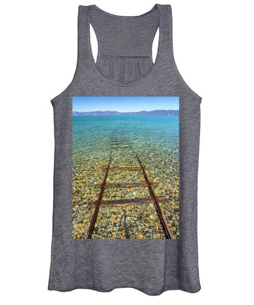 Underwater Railroad Women's Tank Top