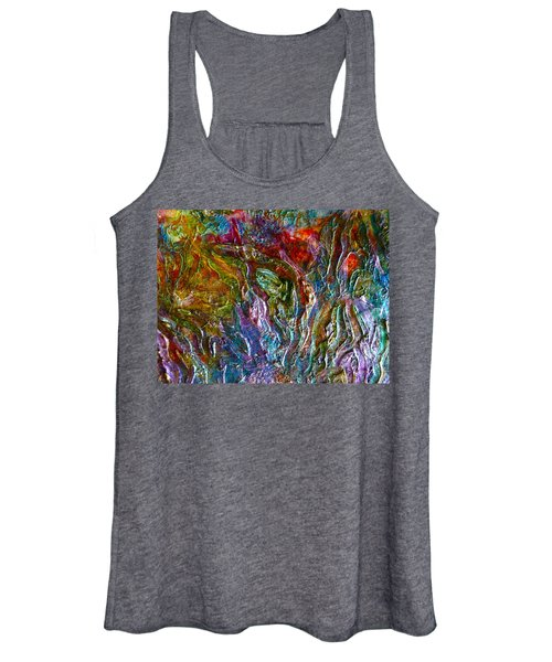 Underwater Seascape Women's Tank Top