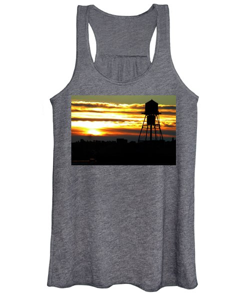 Urban Sunrise Women's Tank Top