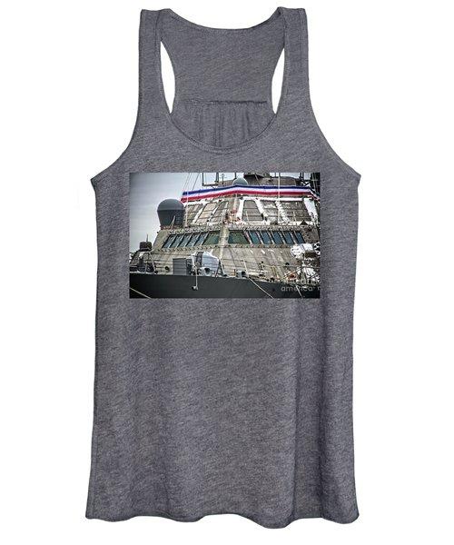 Uss Little Rock Lcs 9 Women's Tank Top