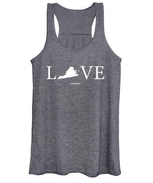 Va Love Women's Tank Top