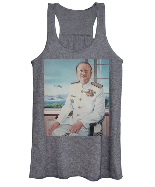 Vadm Robert Claude Simpson-anderson Women's Tank Top