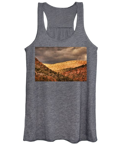 Verde Canyon View Pnt Women's Tank Top