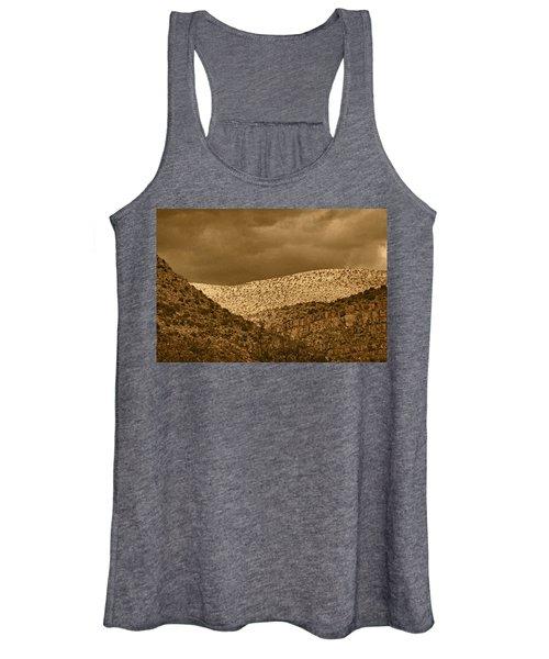 Verde Canyon View Tnt Women's Tank Top